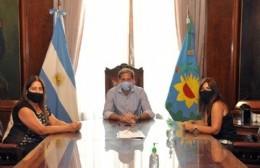 El intendente de La Plata se reunió con las concejales del PRO de Ensenada para avanzar con una agenda en conjunto