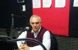 Ángel Celi, concejal del Frente Renovador.