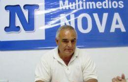 El concejal del Frente Renovador de Berisso, Ángel Celi, explicó su postura frente al conflicto. (Foto: NOVA)
