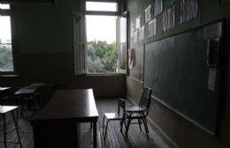 Entre 85 y 90 por ciento de acatamiento al paro docente en Berisso