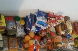 """El comedor """"Rayito de Luz"""" entregó donaciones a los adultos mayores de Villa Argüello"""