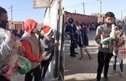 """El """"Comedor Barrio Obrero"""" solicitó la colaboración de la comunidad para el festejo navideño"""
