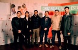 Berisso presente en acto conmemorativo por el aniversario de la Cruz Roja Filial La Plata