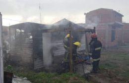Incendios afectaron dos casas durante este martes