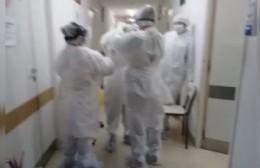 Emotivo video homenaje a trabajadores del Hospital Larraín
