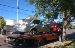 Secuestro y multas a transportes Uber en Berisso