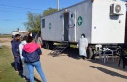 COVID en Berisso: Se registraron 63 nuevos casos y cinco fallecidos
