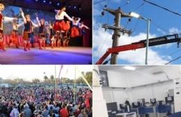 """Nedela y la """"autonomía"""", la oposición festeja, la Fiesta del Inmigrante y atención con los jóvenes"""
