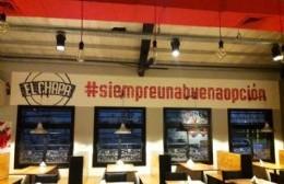 """""""El Chapa"""", en plan solidario"""