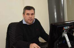 Gastón Galimsky, director de Sistemas.