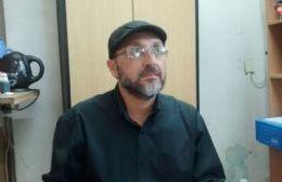 Paulinho Ferreira, coordinador municipal de Tierra y Vivienda.