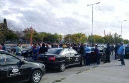 Cerraron filas en rechazo al transporte ilegal.