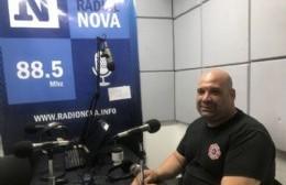 """Scafati confirmó su desembarco en Defensa Civil: """"El principal objetivo es generar un plan integral de emergencia"""""""
