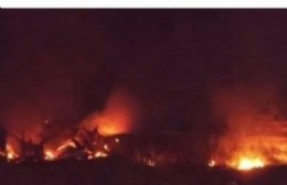 Dura carta de la dueña de una de las casillas incendiadas al Intendente