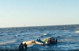 Un Joven de 28 años se ahogó en el Río de La Plata
