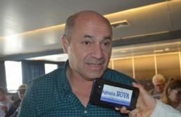 Mario Secco, intendente de Ensenada. (Foto: NOVA)