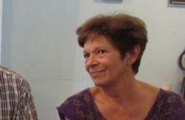 """Miriam """"Pelusa"""" Larrañaga, candidata a concejal local por Unidad Ciudadana."""