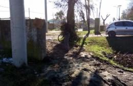 Cesión de tierras y ayuda para el gimnasio: desde Club Saladero confían en que el intendente cumplirá con su palabra