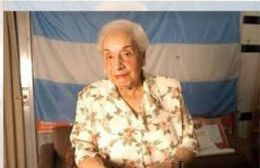 Homenaje permanente a Florentina Gómez Miranda