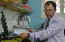 Roque Rezutto, actual director de Personal.