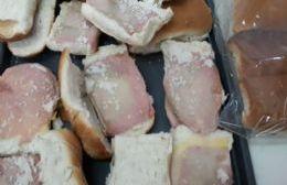 Inquietud por sándwiches del SAE en posible mal estado