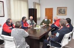 La Sociedad de Bomberos Voluntarios recibió un subsidio para la compra de equipamiento