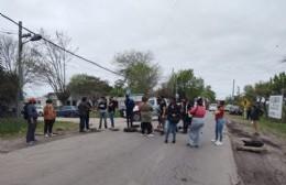 Corte en Ruta 15: familiares y vecinos piden seguridad vial