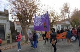 """Movilización feminista para condenar """"la ausencia del Estado"""""""
