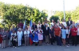 Celebración del centenario de la Independencia de Checoslovaquia