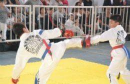 """Se desarrolló con éxito el campeonato de taekwon-do """"Ciudad del Inmigrante"""""""