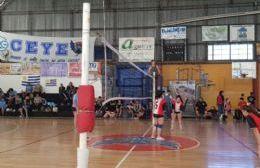 La Asociación Peruana se quedó con los torneos de Vóley Intercolectividades