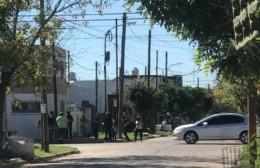 Accidente en 13 y 159: Automóvil embistió a una ciclista