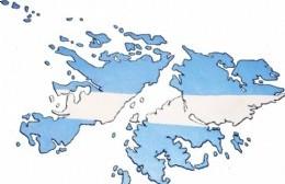 """Desde el Instituto Canossiano se redimen de un error: """"Las Malvinas son argentinas"""""""