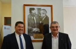 Condolencias del intendente Nedela por el fallecimiento del exjefe comunal Néstor Daniel Juzwa