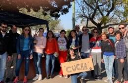"""Desde Puente 3 de Abril remarcan la necesidad de """"un cambio de aire"""" en Berisso"""