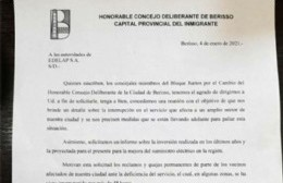 Ediles de Juntos por el Cambio piden reunirse con autoridades de EDELAP