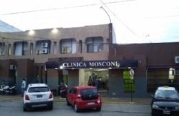 """Quejas por """"incumplimiento del protocolo"""" en la Clínica Mosconi"""