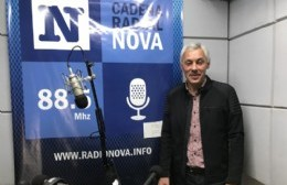 Cagliardi confirmó funcionarios, la reducción de planta política y anticipó reestructuraciones