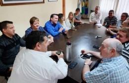 Nedela encabezó reunión con concejales actuales y electos de Juntos por el Cambio