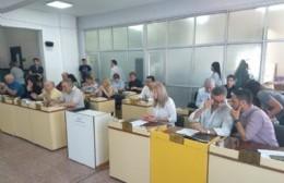 División de los bloques, un nuevo Juez de Faltas y flores para Yacenko y Cincotta