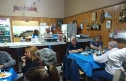 Colectividad Eslovaca: Noche de Langoš