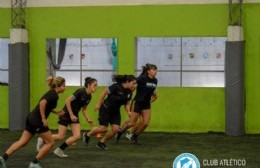 Semana completa de entrenamientos para las chicas de Villa San Carlos