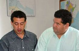 Leandro y Jorge Nedela.