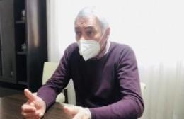 """Cagliardi confirmó una erogación de $ 1,8 millones por día """"para que los vecinos puedan comer"""""""