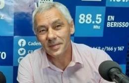 """Cagliardi: """"Hoy el vecino está comprometido y tiene conciencia de la situación"""""""