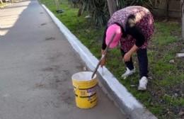 Villa Argüello: Beneficiarios del IFE invirtieron el dinero para mejorar el barrio