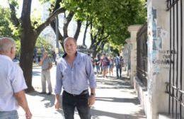 Mario Secco a juicio oral acusado de coacción agravada e intimidación pública