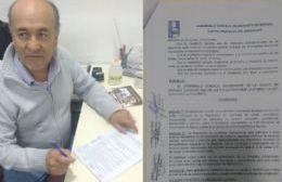 Novelino presentó un proyecto tendiente a zanjar conflictos vecinales
