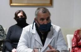 """El Hospital Larraín con """"capacidad de afrontar lo que pueda venir"""""""
