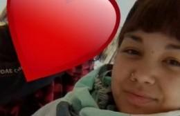 Ayudemos en la búsqueda de Brisa Ailén Blanco